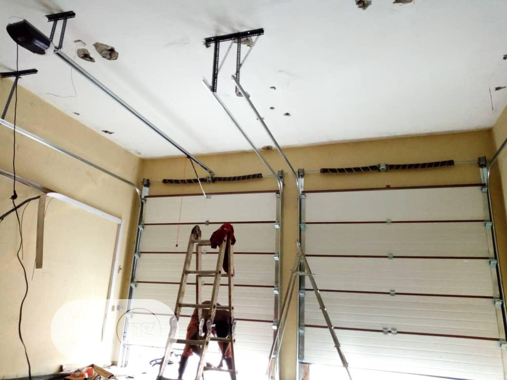 Archive: Automated Roller Shutter and Garage Door