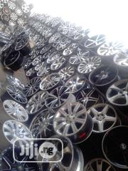 Home Of Alloy Wheel Pieces Or Set | Vehicle Parts & Accessories for sale in Lagos State, Mushin