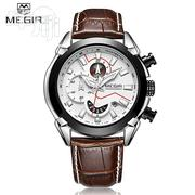 MEGIR Military Sport Watch Men's Quartz Watches | Watches for sale in Lagos State, Ikeja