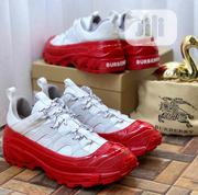Burberry Vintage Check Chunky Sneakers   Shoes for sale in Lagos State, Lagos Island