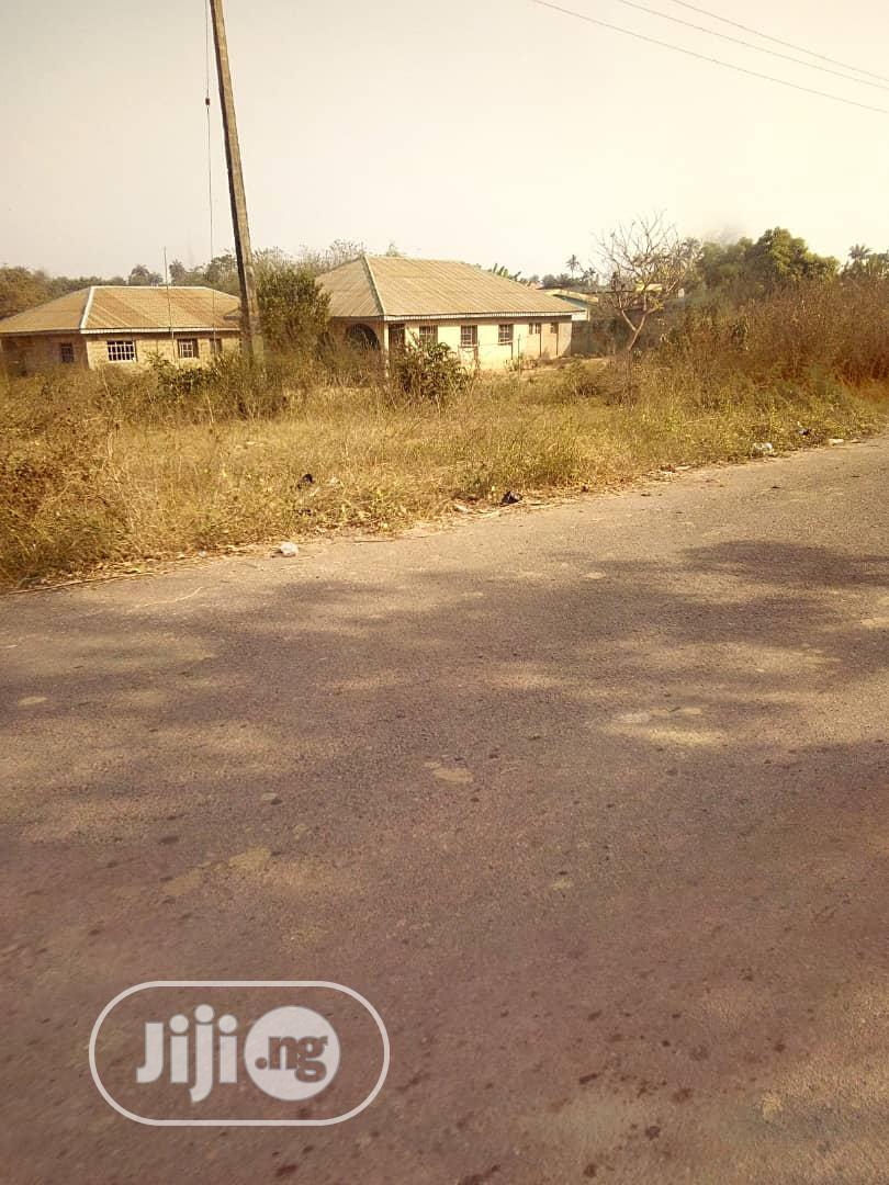 Plots Of Land After Railway Port Alabata Road Moniya Ibadan