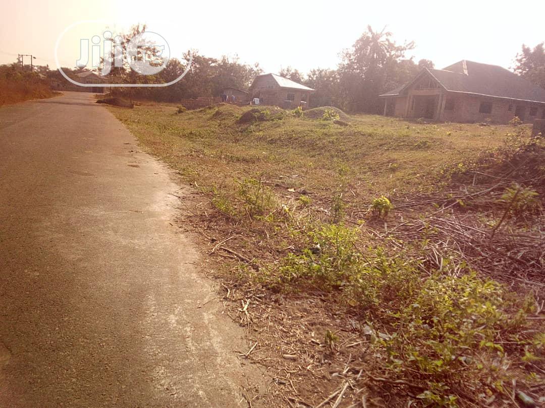 Plots Of Land After Railway Port Alabata Road Moniya Ibadan | Land & Plots For Sale for sale in Akinyele, Oyo State, Nigeria