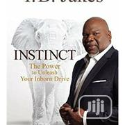 Instinct By T.D. Jakes | Books & Games for sale in Lagos State, Surulere
