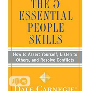 The 5 Essential People Skills   Books & Games for sale in Lagos State, Surulere