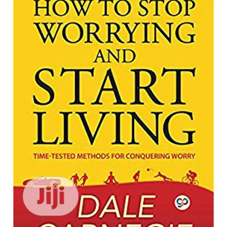 How To Stop Worrying And Start Living.Free Delivery