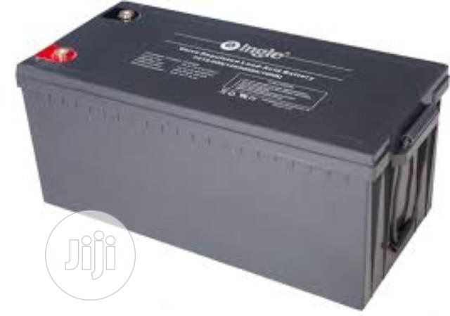 100 Amp Inverter Battery