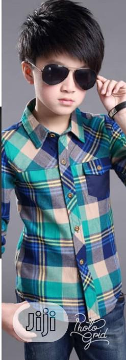 Boys Shirt | Children's Clothing for sale in Benin City, Edo State, Nigeria