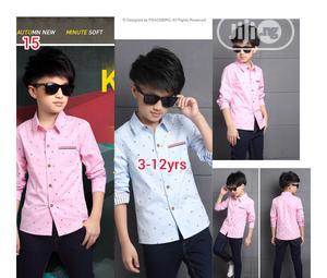 Boys Shirt | Children's Clothing for sale in Edo State, Benin City