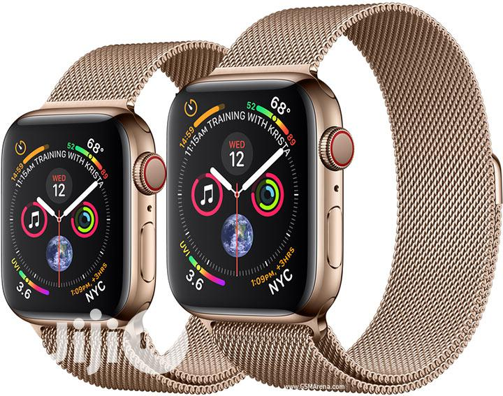 Apple Iwatch Series 4 | Smart Watches & Trackers for sale in Gbagada, Lagos State, Nigeria