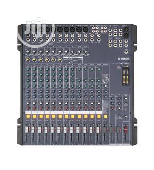 Yamaha Professional 16-channel Mixer With USB And Compressor - MG166CX   Audio & Music Equipment for sale in Lagos State, Ikeja