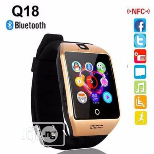 Archive: Q18 Android Smart Watch With Sim Cardand Bluetooth Connection