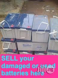 Dead Battery In Ajah Lagos