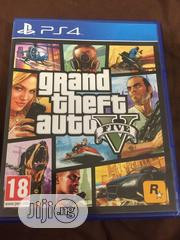 Playstation 4 GTA V Ps4 GTA 5 | Video Games for sale in Lagos State, Ikeja