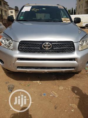 Toyota RAV4 2008 2.0 VVT-i Silver   Cars for sale in Abuja (FCT) State, Galadimawa