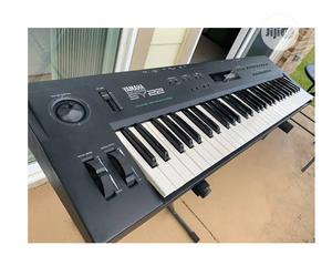 UK USED Yamaha SY22 Synthesizer Keyboard | Musical Instruments & Gear for sale in Lagos State, Ikeja