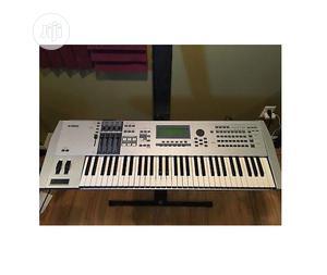 UK USED Yamaha Motif ES6 Workstation Keyboard | Musical Instruments & Gear for sale in Lagos State, Ikeja
