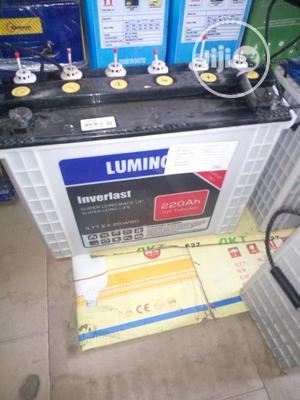 Luminous Tubular Battery    12V 220AH   Electrical Equipment for sale in Lagos State, Oshodi