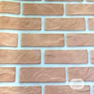 Brown Bricks Wallpaper   Home Accessories for sale in Lagos State, Surulere
