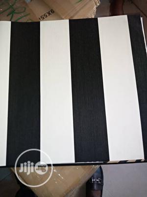 Zebra Black and White Stripe Wallpaper | Home Accessories for sale in Lagos State, Surulere