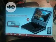 This Is Supersonic 7 Portable DVD Player SC-178DVD. | TV & DVD Equipment for sale in Lagos State, Ikeja
