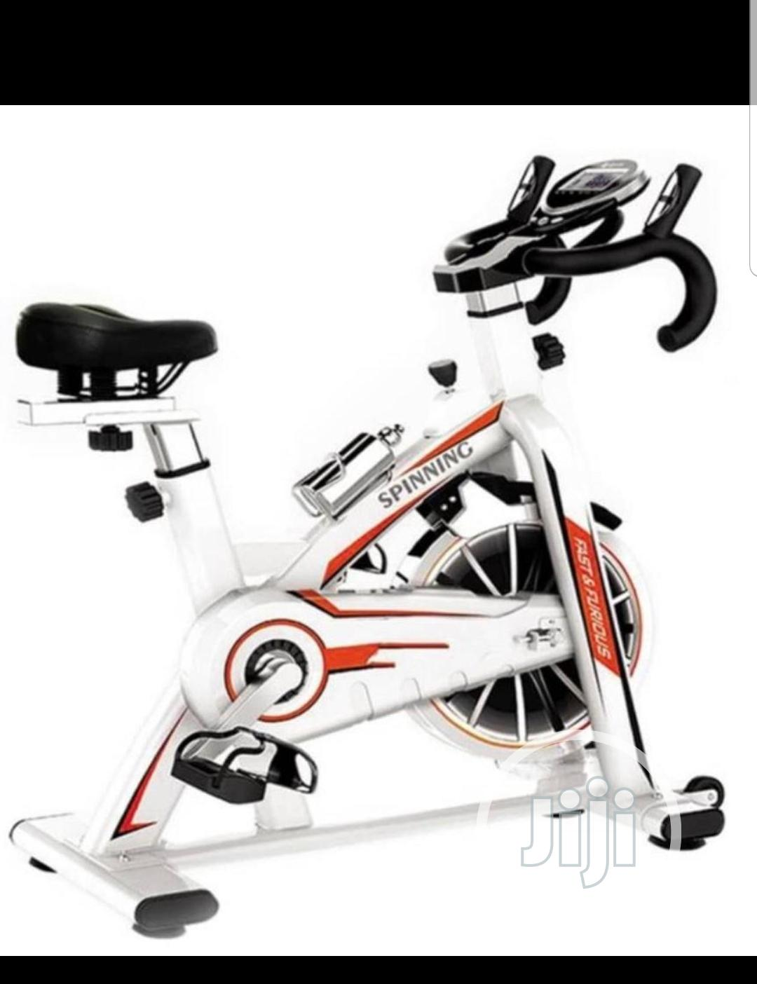 Archive: Spinning Bike