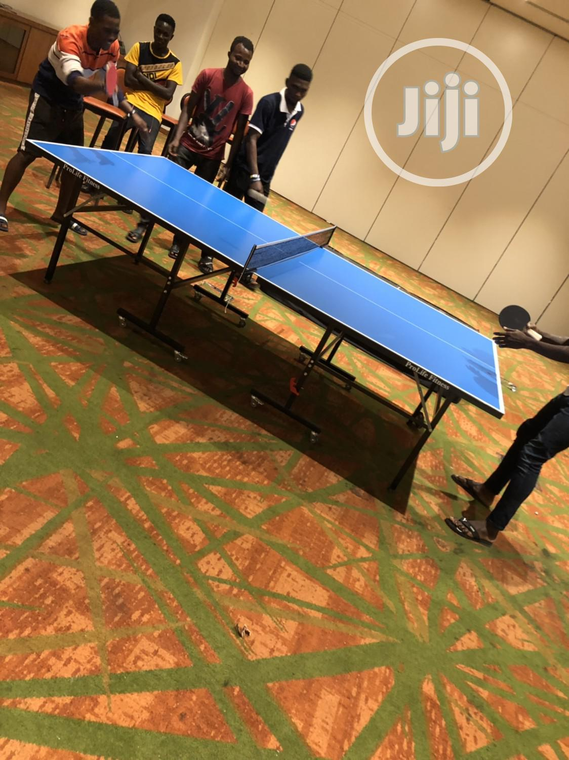 Archive: Table Tennis