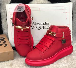 Alexander McQueen Sneaker Swipe to Pick Your Preferred Colors   Shoes for sale in Lagos State, Lagos Island (Eko)