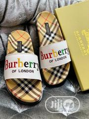 Burberry Pam Slides Available As Seen Order Yours Now   Shoes for sale in Lagos State, Lagos Island