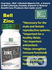 Zinc for Immune Function, Maintenace of Sex Organs and the Entire Body | Vitamins & Supplements for sale in Lagos State, Ikeja