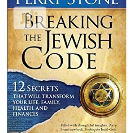 Breaking The Jewish Code.Free Delivery