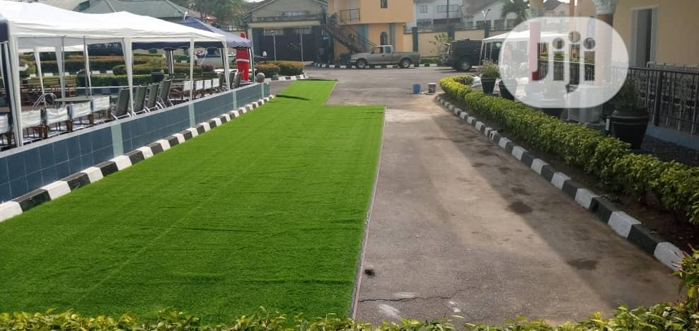 Grass Rugs For Large Event Area