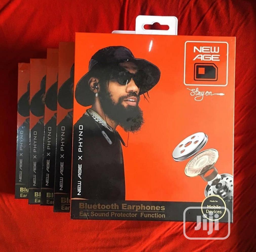 New Age Xphyno Earphone   Headphones for sale in Ikeja, Lagos State, Nigeria