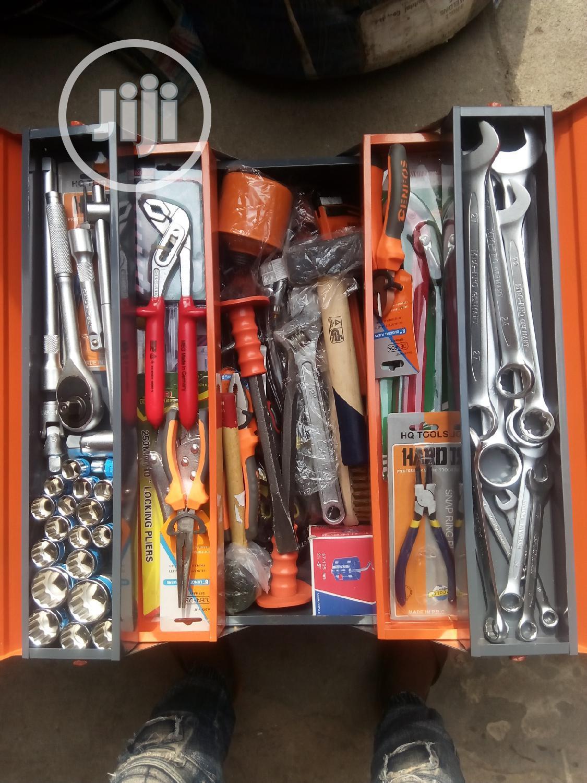 Mechanical Tool Box