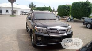 Lexus LX 570 2016 Base Black   Cars for sale in Abuja (FCT) State, Central Business District