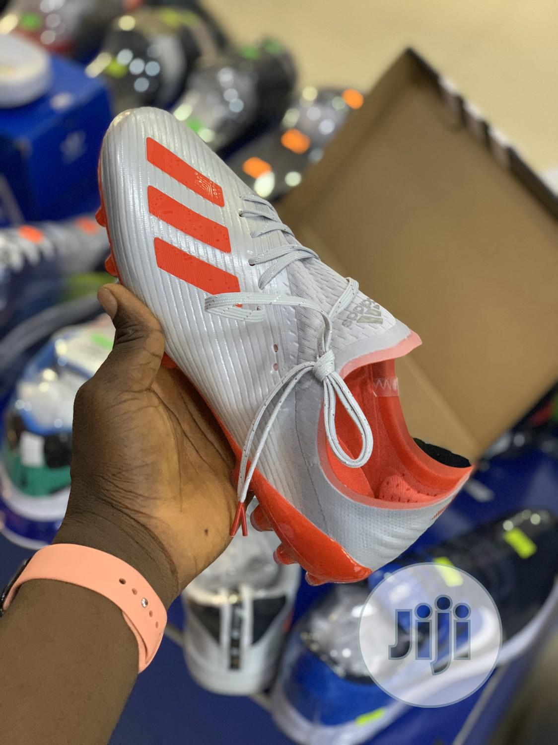 Original Adidas Football Boot   Shoes for sale in Victoria Island, Lagos State, Nigeria