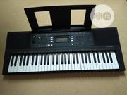 UK Used Yamaha Psr E343 Portable Keyboard | Musical Instruments & Gear for sale in Lagos State, Ikeja