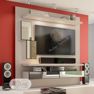 Luxury Panel Wall TV Stand | Furniture for sale in Lagos State, Magodo