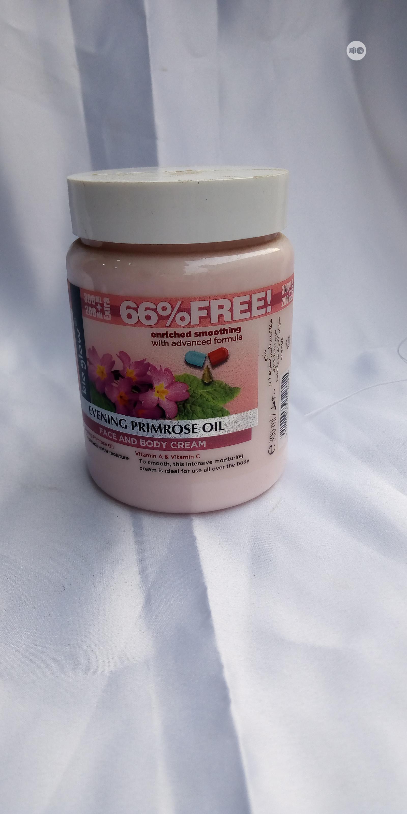 Big Glow Face and Body Scrub (Evening Primrose | Skin Care for sale in Surulere, Lagos State, Nigeria