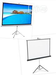 Tripod Projector Screen | Accessories & Supplies for Electronics for sale in Lagos State, Ikoyi