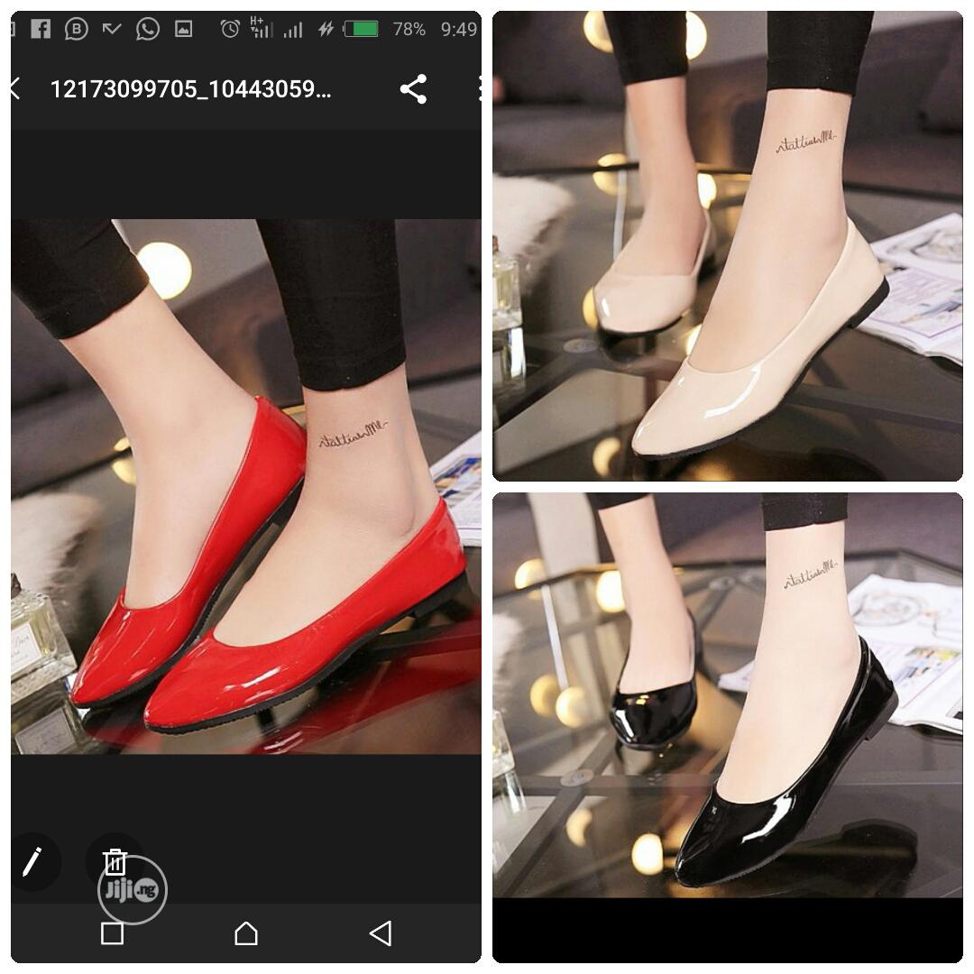 Ladies Flat Shoe | Shoes for sale in Ikeja, Lagos State, Nigeria
