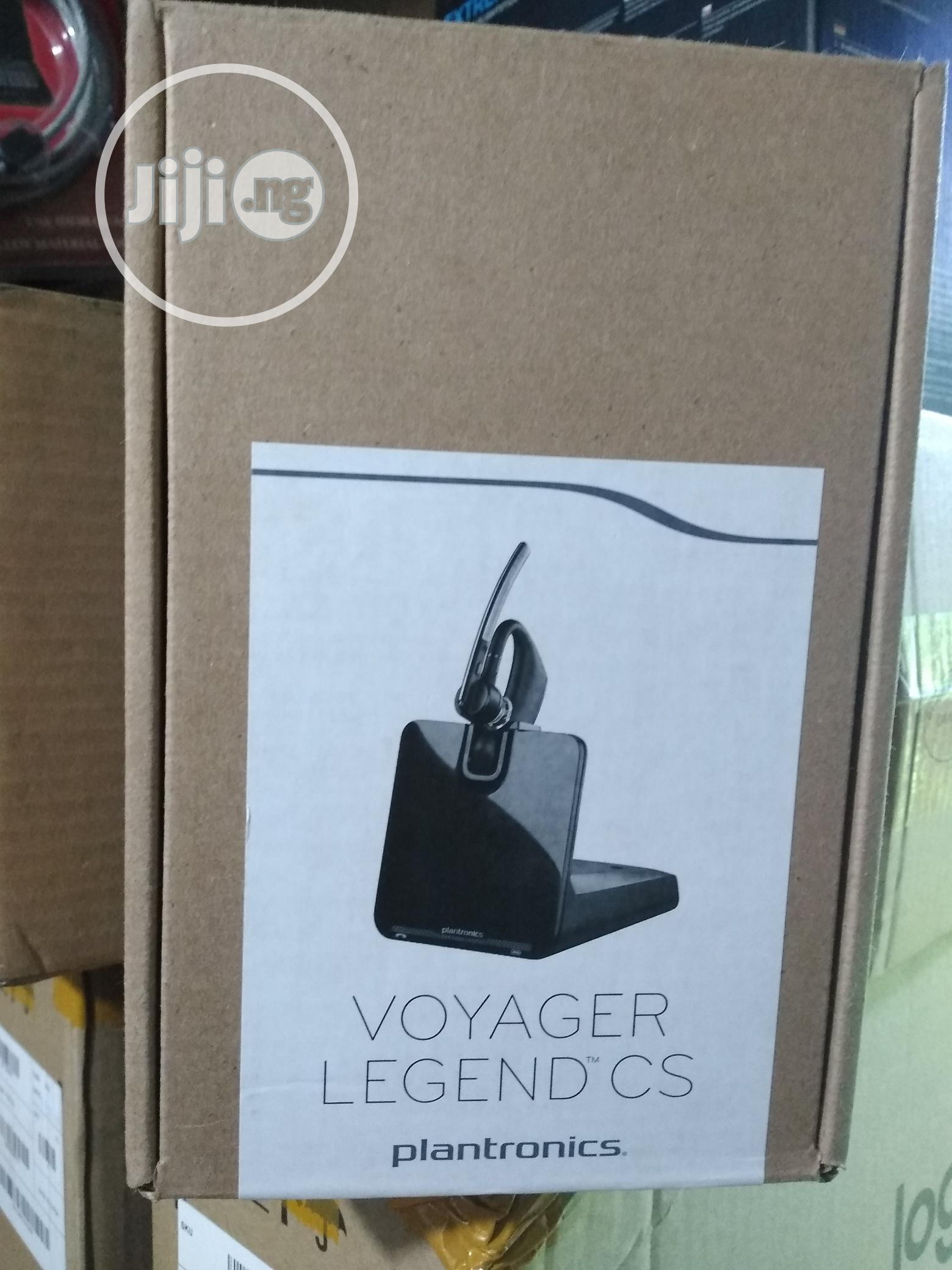 Voyager Legend Cs Plantronics | Accessories for Mobile Phones & Tablets for sale in Ikeja, Lagos State, Nigeria