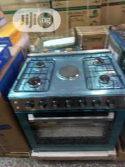 Skyrun 80×60cm Gas Cooker 4 +1 With Oven Automatic Ignition | Kitchen Appliances for sale in Lagos State, Ojo