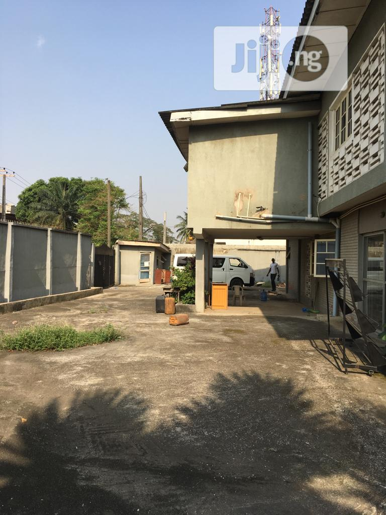 Tastefully Finished 6 Bedroom Duplex With A Room Bq At Adeniyi Jones   Commercial Property For Rent for sale in Ikeja, Lagos State, Nigeria