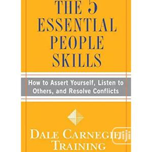The 5 Essential People Skills.Free Delivery   Books & Games for sale in Lagos State, Surulere