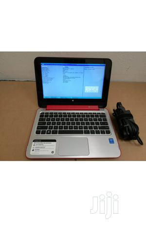 Laptop HP Pavilion X360 11 4GB Intel Pentium HDD 500GB   Laptops & Computers for sale in Lagos State, Ikeja