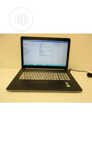 Laptop HP Envy 17t 12GB Intel Core I7 HDD 1T   Laptops & Computers for sale in Lagos State, Ikeja