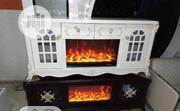 Fire Plate Tv Stand | Furniture for sale in Lagos State, Ojo