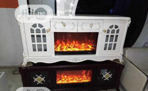Archive: Fire Plate Tv Stand
