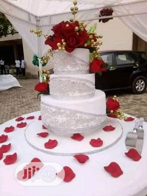 Wedding Cake | Wedding Venues & Services for sale in Kubwa, Abuja (FCT) State, Nigeria