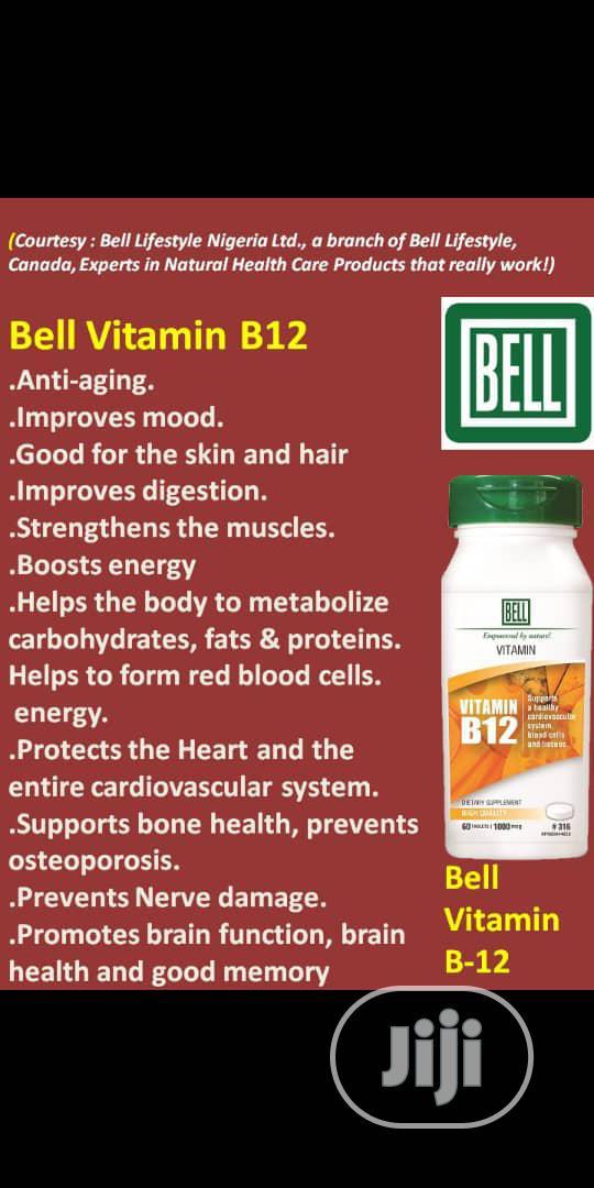 Bell Vitamin B12